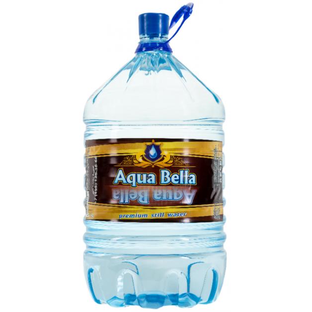 Питьевая бутилированная вода AQUA BELLA 19 л (одноразовая тара)