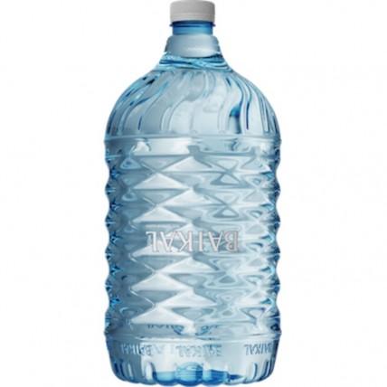 Вода BAIKAL430 9 литров в одноразовой таре...