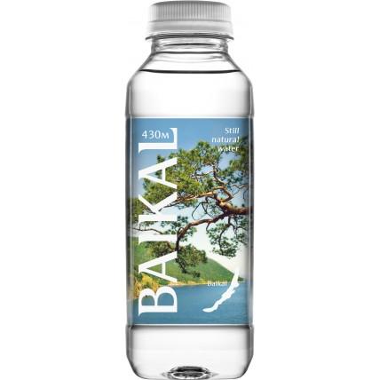 Вода BAIKAL430 негазированная 0.45 литра...