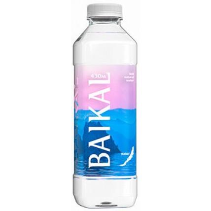 Вода BAIKAL430 негазированная 0.85 литра...