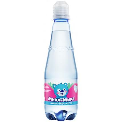 Детская вода Мика-Мика ПЭТ 0.33 литра...