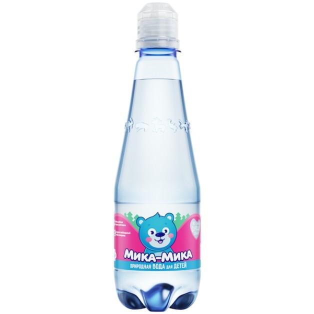 Детская вода Мика-Мика ПЭТ 0.33 литра