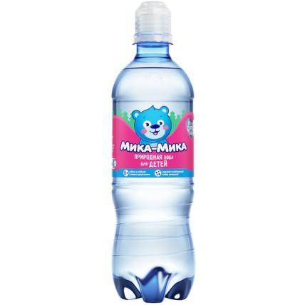 Детская вода Мика-Мика ПЭТ 0.5 литра...
