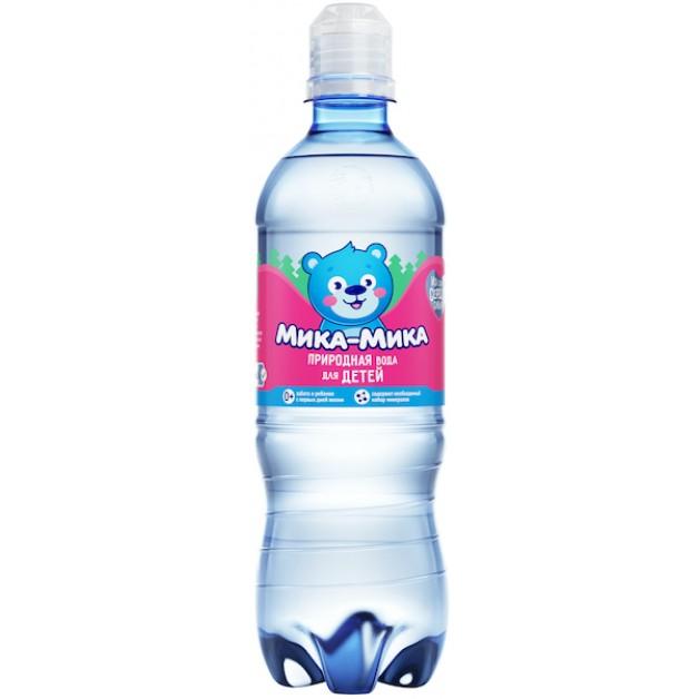Детская вода Мика-Мика ПЭТ 0.5 литра