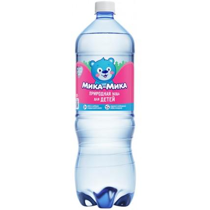 Детская вода Мика-Мика ПЭТ 1.5 литра...