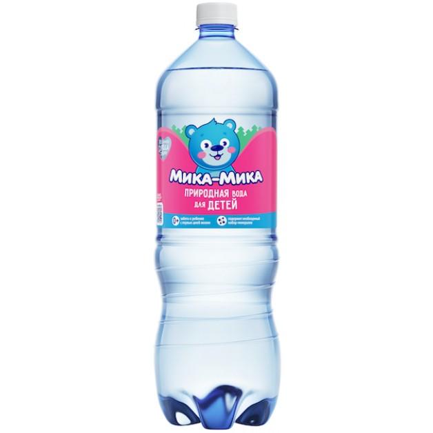 Детская вода Мика-Мика ПЭТ 1.5 литра