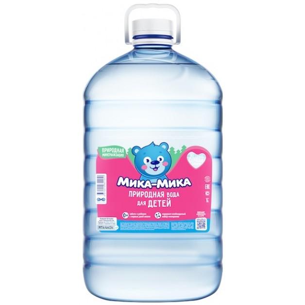 Детская вода Мика-Мика ПЭТ 5 литров