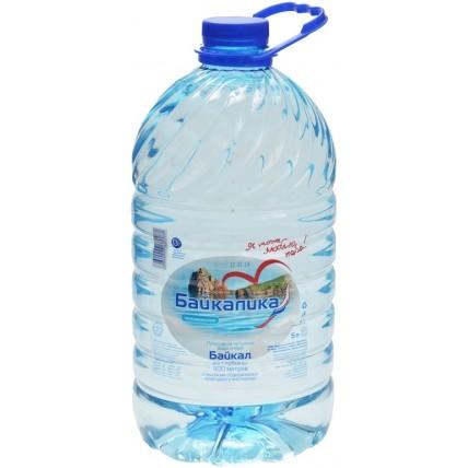 Вода БАЙКАЛИКА 5 литров (глубинная)...