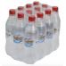 Вода БАЙКАЛИКА газированная 0.5 литра (глубинная)
