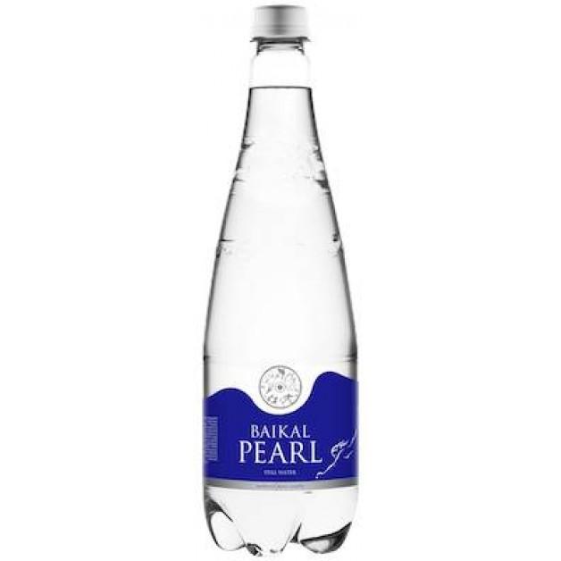 Вода Жемчужина Байкала (BAIKAL PEARL) ПЭТ 1 литр