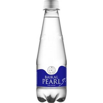 Вода Жемчужина Байкала (BAIKAL PEARL) ПЭТ 0.33 литра...