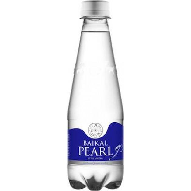 Вода Жемчужина Байкала (BAIKAL PEARL) ПЭТ 0.33 литра