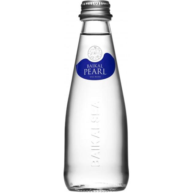 Вода Жемчужина Байкала (BAIKAL PEARL) стекло 0.25 литра