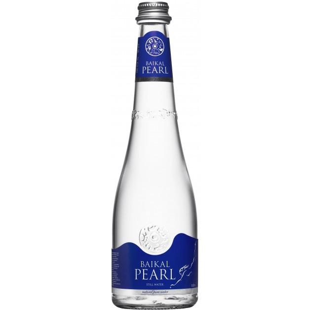 Вода Жемчужина Байкала (BAIKAL PEARL) стекло 0.53 литра