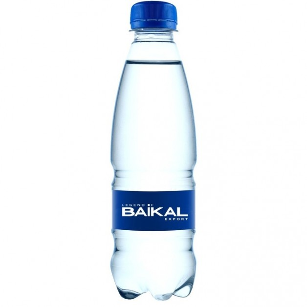 Вода Легенда Байкала (LEGEND OF BAIKAL) 0.33 литра