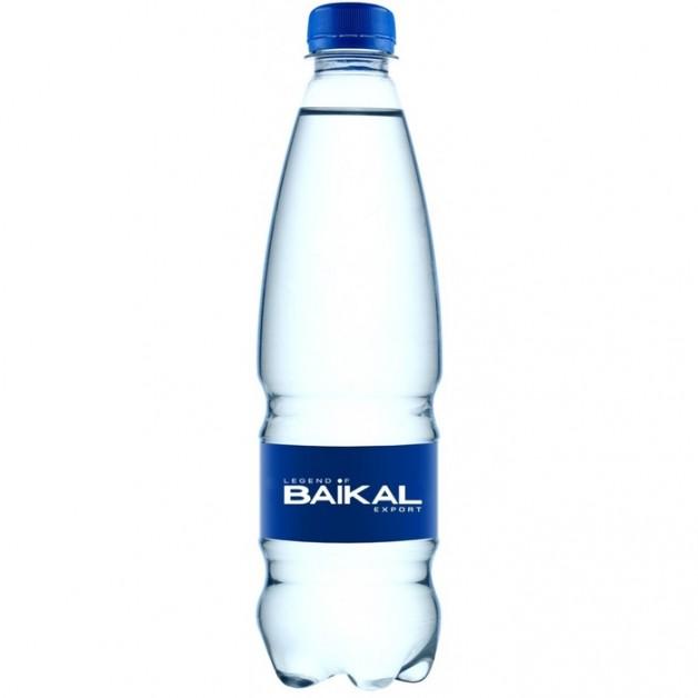 Вода Легенда Байкала (LEGEND OF BAIKAL) 0.5 литра