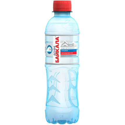 Вода Волна Байкала (WAVE OF BAIKAL) негазированная 0...