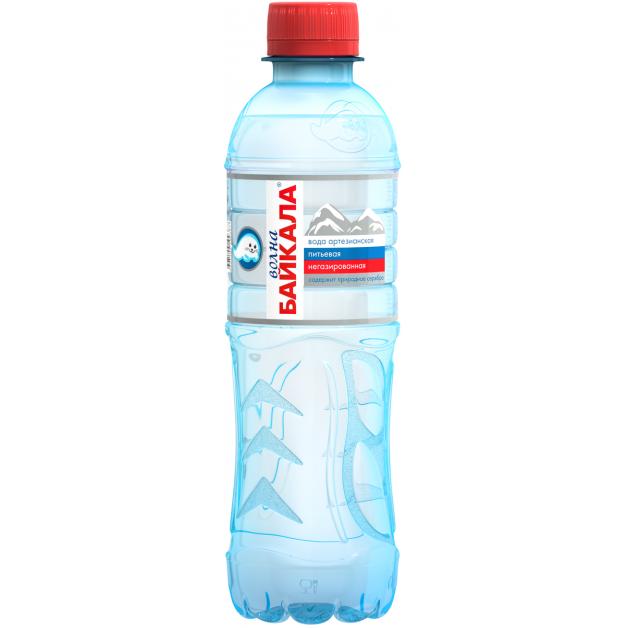 Вода Волна Байкала (WAVE OF BAIKAL) негазированная 0.33 литра