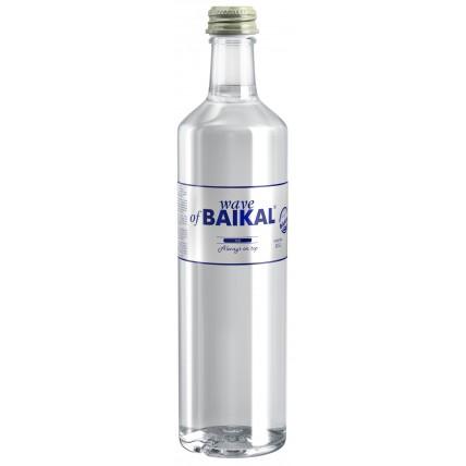 Вода Волна Байкала (WAVE OF BAIKAL) негазированная с...