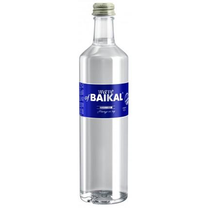 Вода Волна Байкала (WAVE OF BAIKAL) газированная сте...
