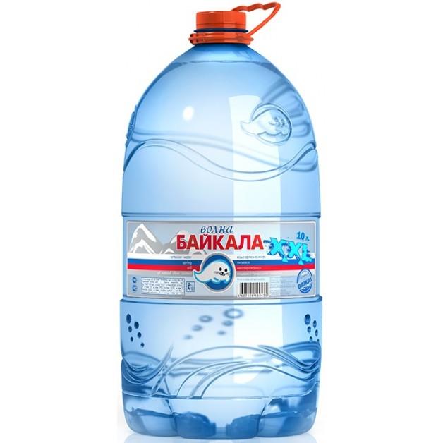Вода Волна Байкала (WAVE OF BAIKAL) 10 литров