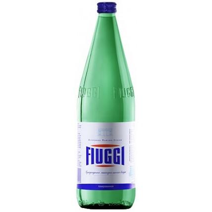 Вода Фьюджи (FIUGGI) Vivace слабогазированная 1 литр...