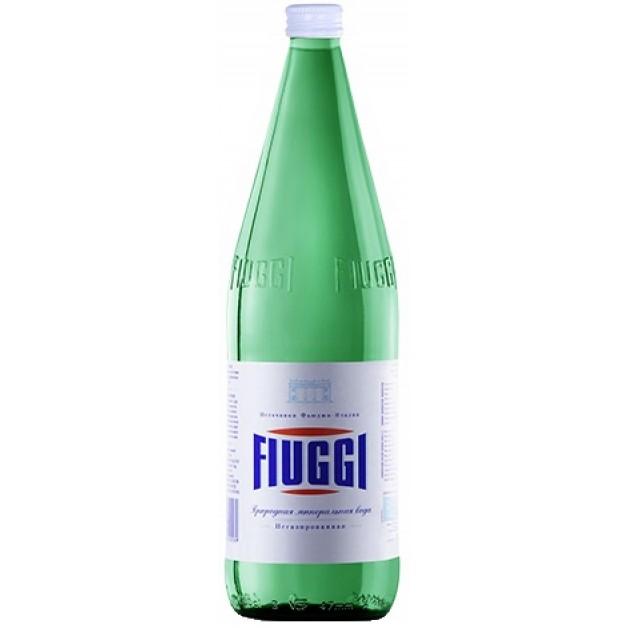 Вода Фьюджи (FIUGGI) Naturale негазированная 1 литр