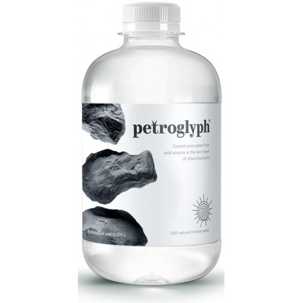 Вода Petroglyph негазированная 0.375 литра...