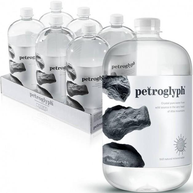 Вода Petroglyph негазированная 1.25 литра