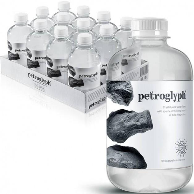 Вода Petroglyph негазированная 0.375 литра