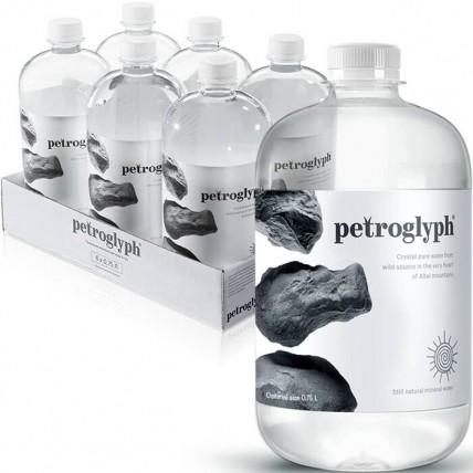 Вода Petroglyph негазированная 0.75 литра...