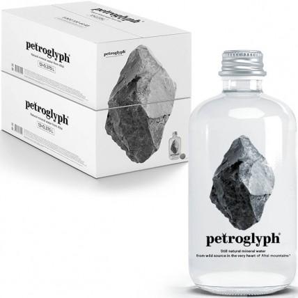 Вода Petroglyph негазированная стекло 0.375 литра...