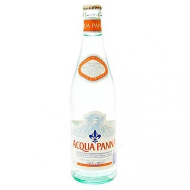 Вода АКВА ПАННА (ACQUA PANNA) негазированная стекло 0.5 литра