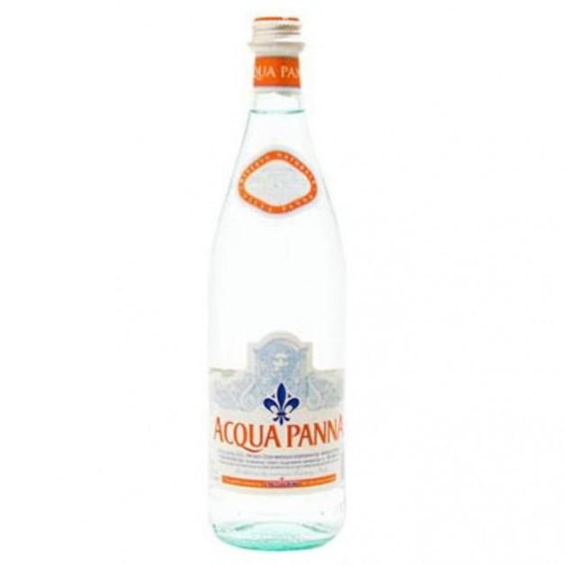 Вода АКВА ПАННА (ACQUA PANNA) негазированная стекло 0.75 литра