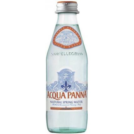 Вода АКВА ПАННА (ACQUA PANNA) негазированная стекло ...