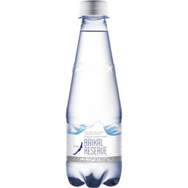 Вода Байкал Резерв (BAIKAL RESERVE) ПЭТ 0.33 литра