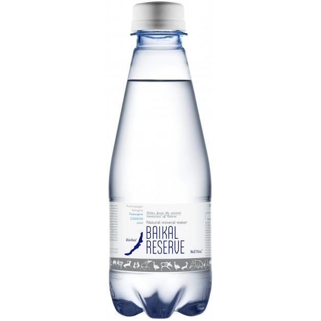 Вода Байкал Резерв (BAIKAL RESERVE) ПЭТ 0.28 литра