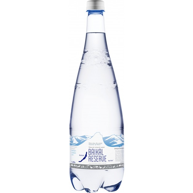 Вода Байкал Резерв (BAIKAL RESERVE) ПЭТ 1.25 литра
