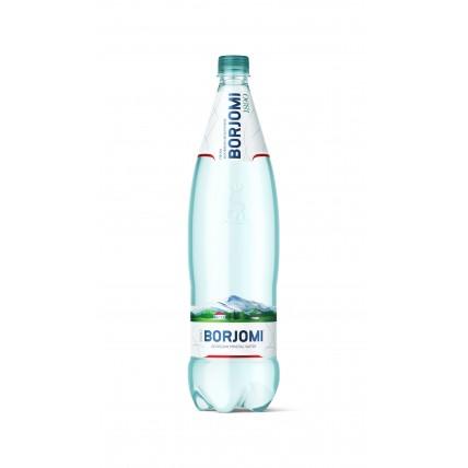 Вода БОРЖОМИ (BORJOMI) газированная 1.25 литра...