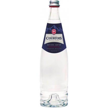 Вода КУРТУА (COURTOIS) с йодом газированная стекло 0...