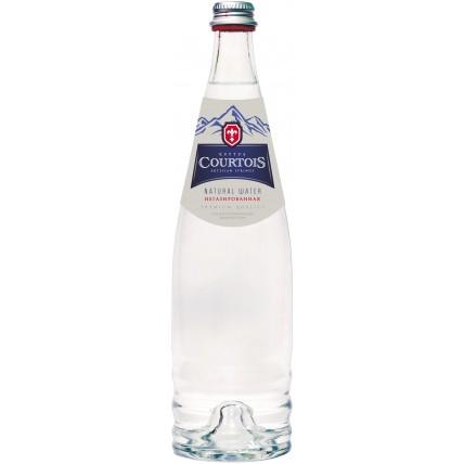 Вода КУРТУА (COURTOIS) с йодом негазированная стекло...