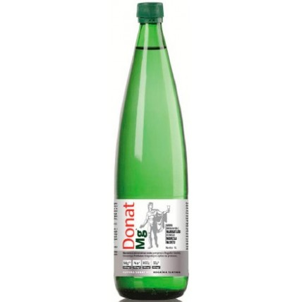 Вода ДОНАТ МАГНИЙ (DONAT MG) газированная 0.75 литра...