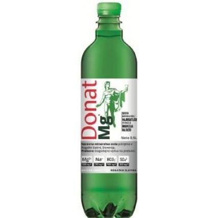Вода ДОНАТ МАГНИЙ (DONAT MG) газированная 0.5 литра...
