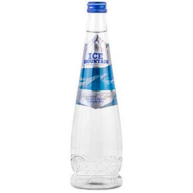 Вода Ледяная гора (ICE MOUNTAIN) негазированная стекло 0.25 литра