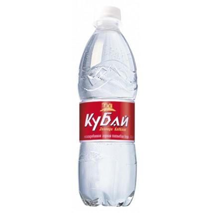 Вода КУБАЙ негазированная 0.5 литра...