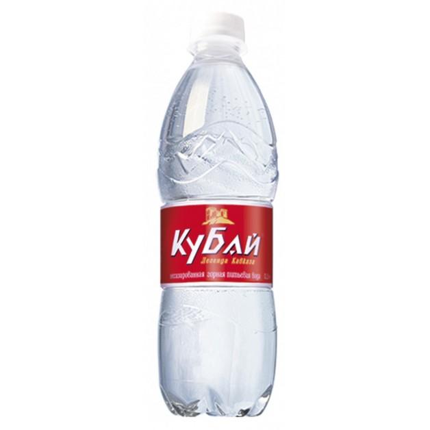 Вода КУБАЙ негазированная 0.5 литра
