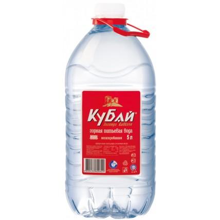 Вода КУБАЙ 5 литров...