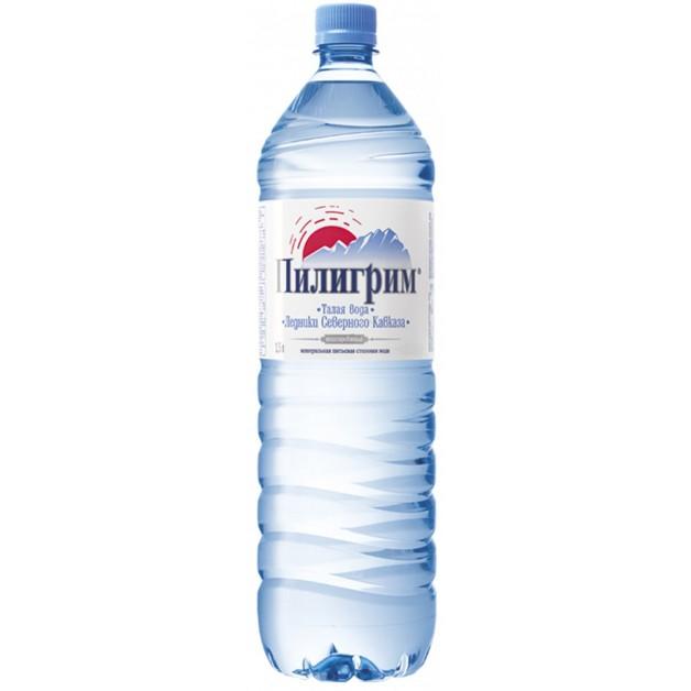 Вода ПИЛИГРИМ негазированная 1.5 литра