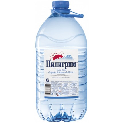 Вода ПИЛИГРИМ 5 литров...