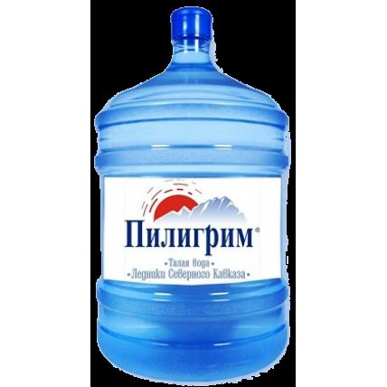 Питьевая бутилированная вода ПИЛИГРИМ 19 л (оборотна...